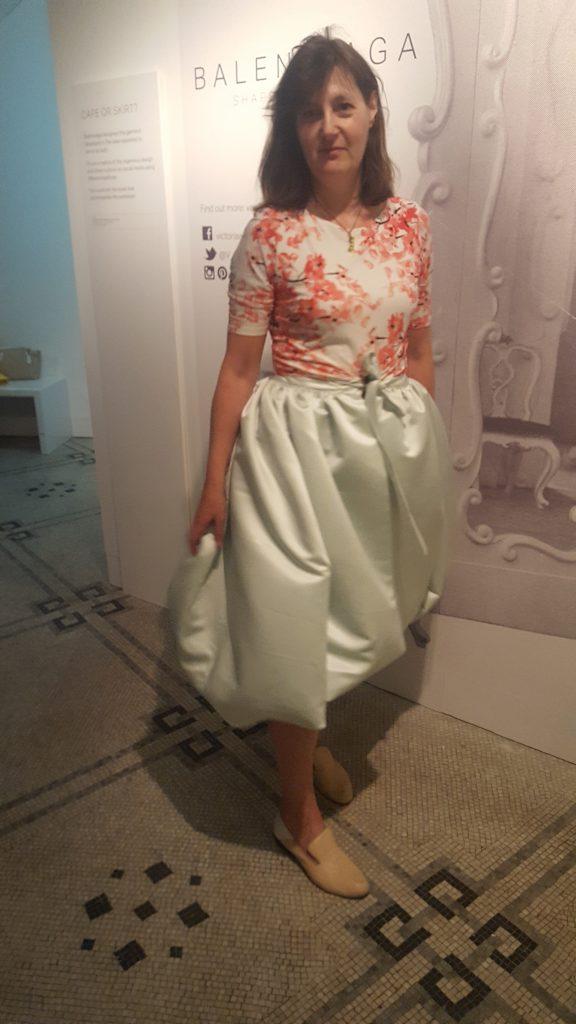 Balenciaga Shaping Fashion