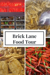 Brick Lane Food tour