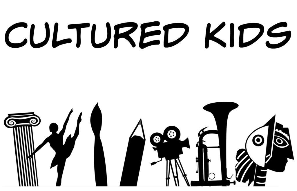 #CULTURED KIDS OCTOBER 2017