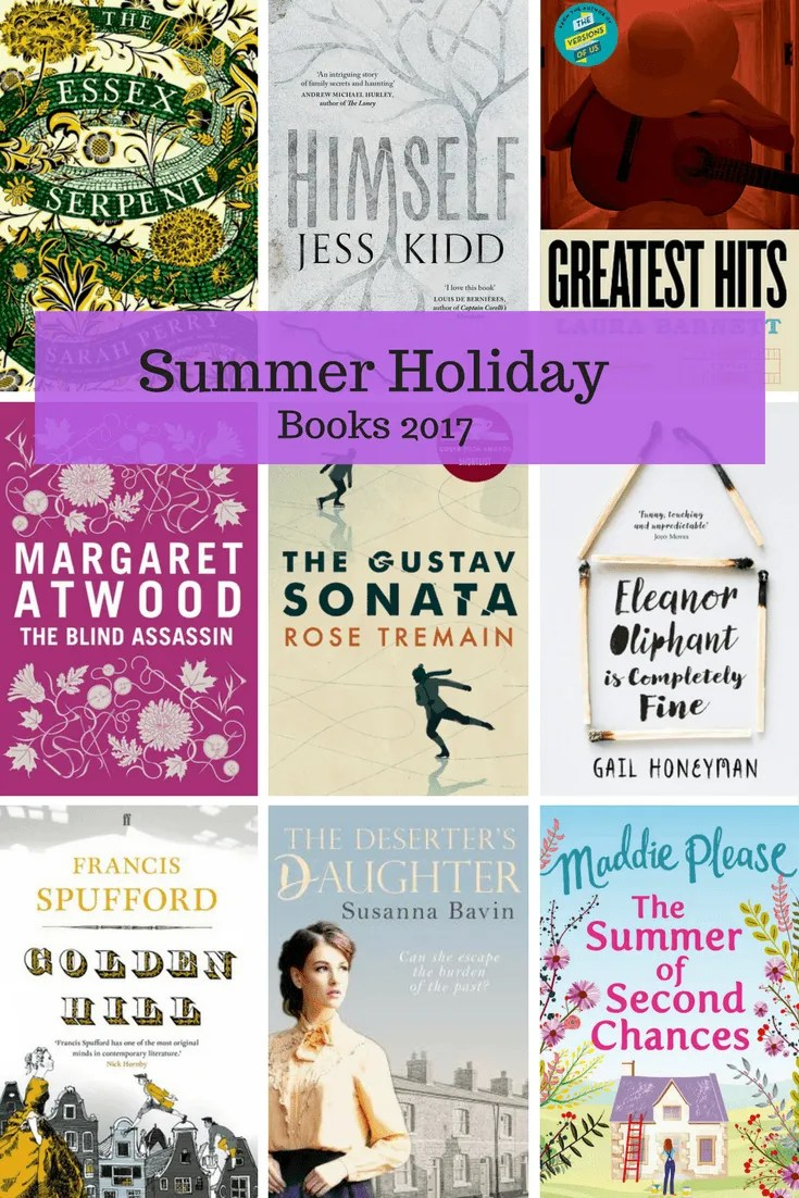 Summer Holiday Books 2017