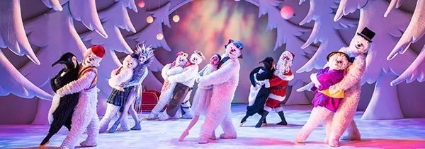 Snowman Birmingham Repoertory
