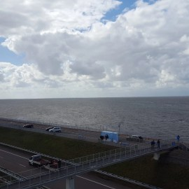Wadden Sea Afsluitdijk