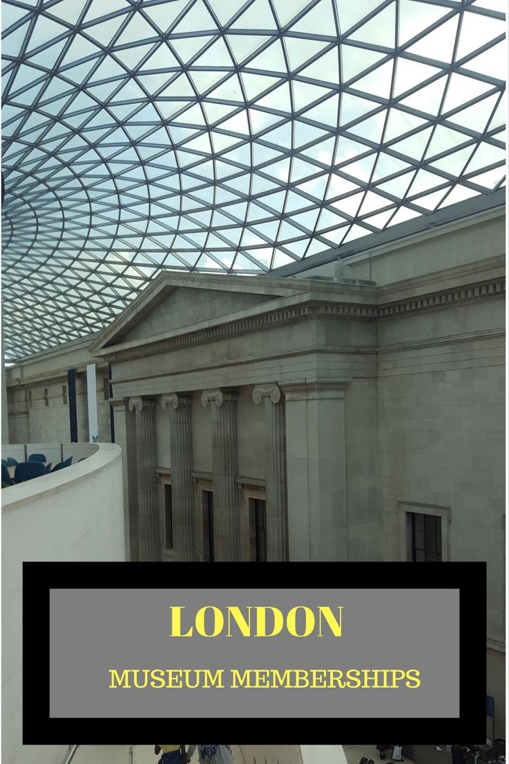 London Museum Membership