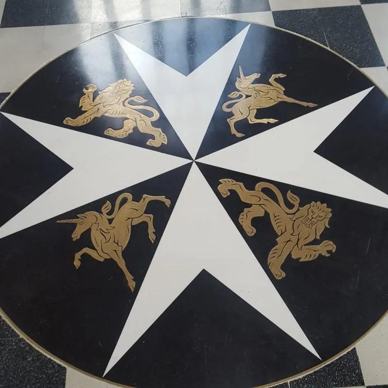 Order of St John Cross