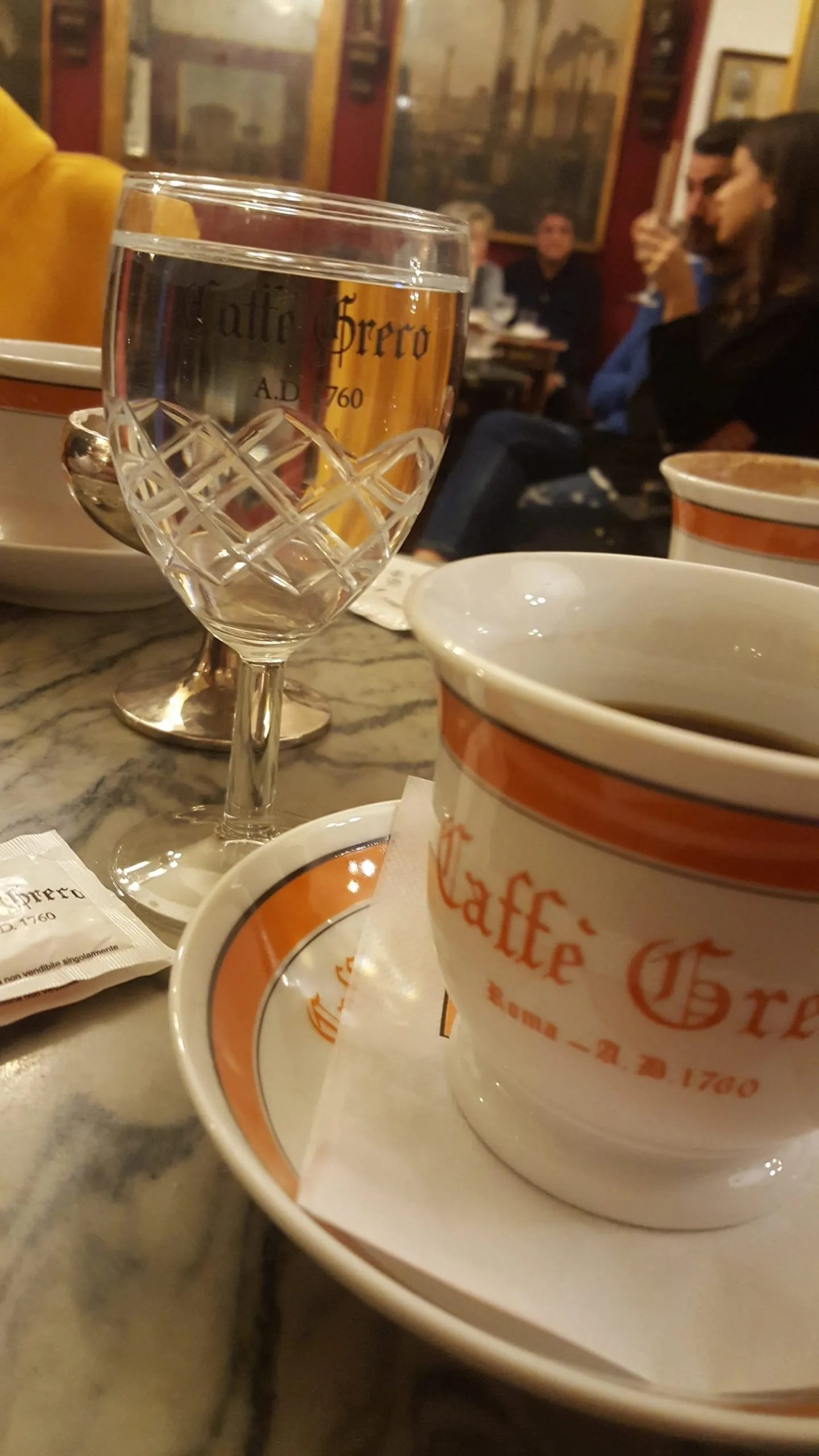 Caffe Greco cup