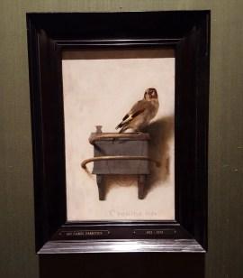 Goldfinch Mauritshuis