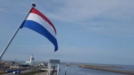 Frisian island ferry