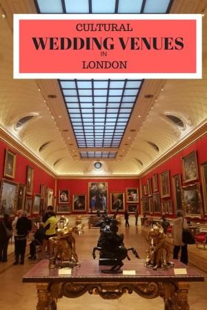 Cultural Wedding Venues in London