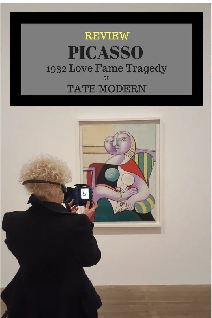 Picasso 1932 Fame Love Tragedy