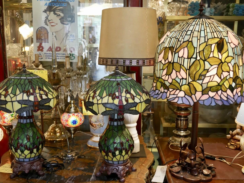 Tiffany Vintage lights