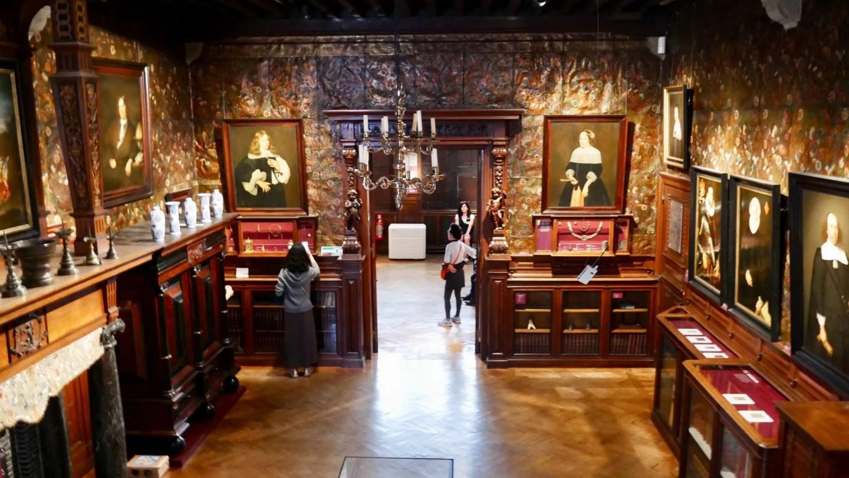 Museum Mayer van den Bergh gallery interior