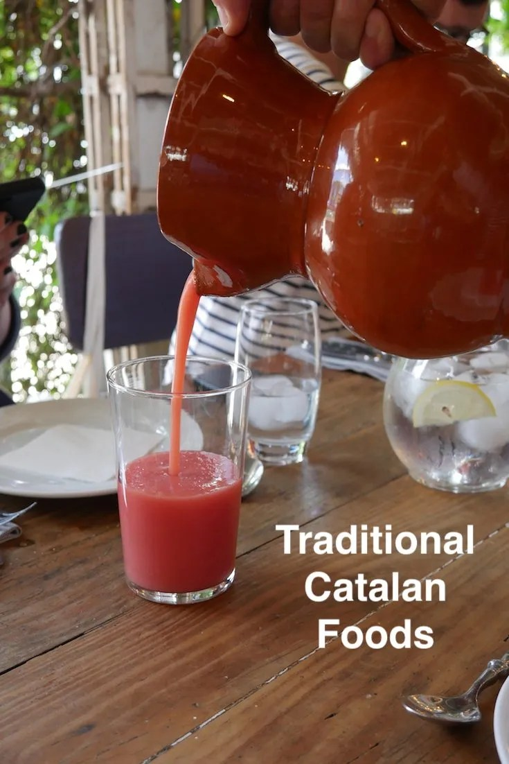 Traditional Catalan Food