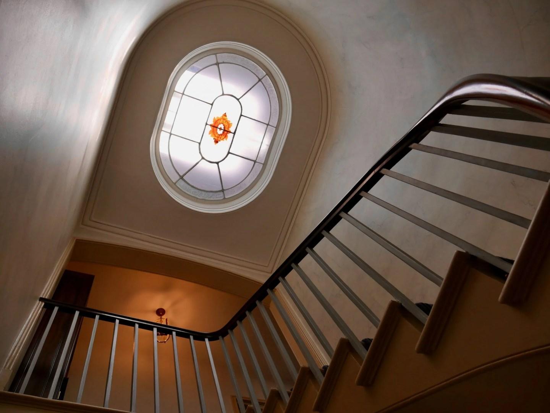 Turner's House stair lantern