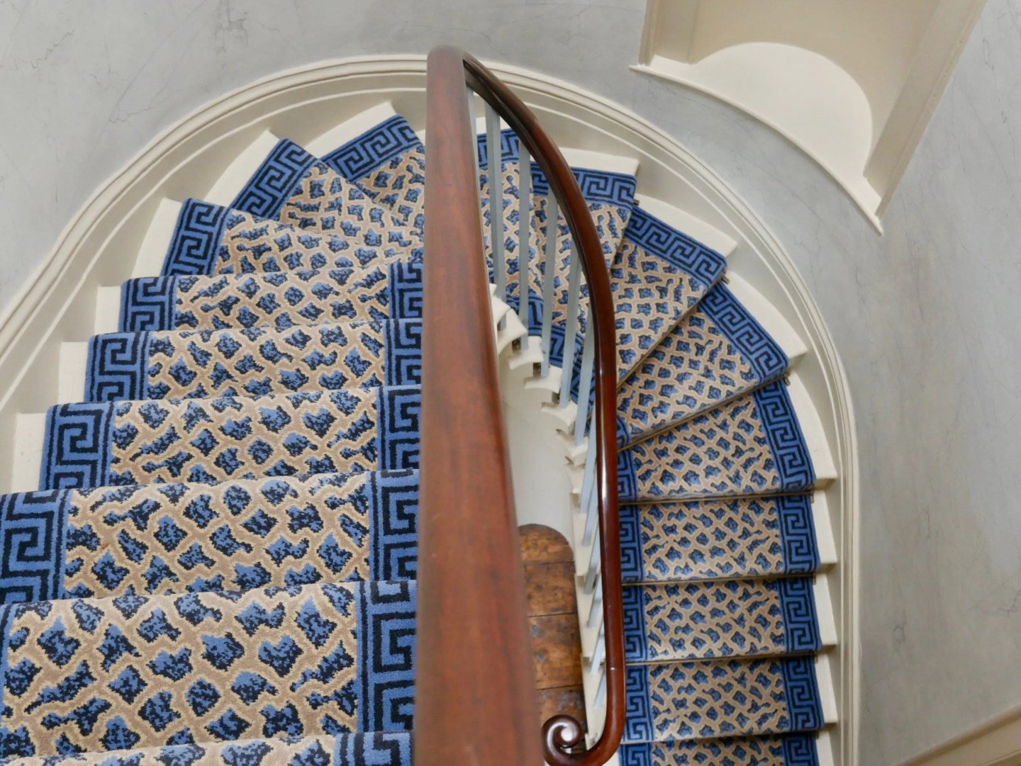 Turner's House stair