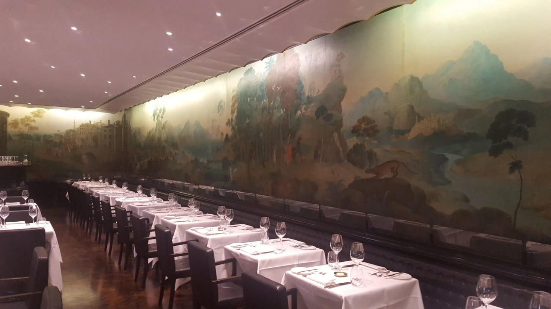 Rex Whistler Restaurant Tate Britain