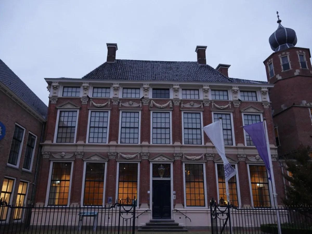 Ceramic Museum Leeuwarden Netherlands