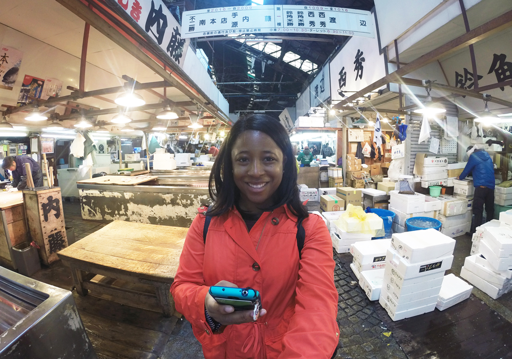 Tsukiji Cultural Xplorer