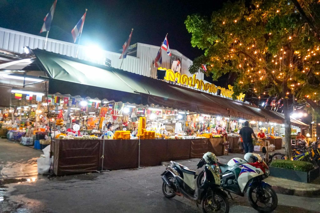 Pak Khlong Talat Bangkok Food Tours