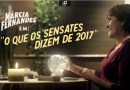 Sensitiva Marcia Fernandes faz vídeo hilário para Netflix.