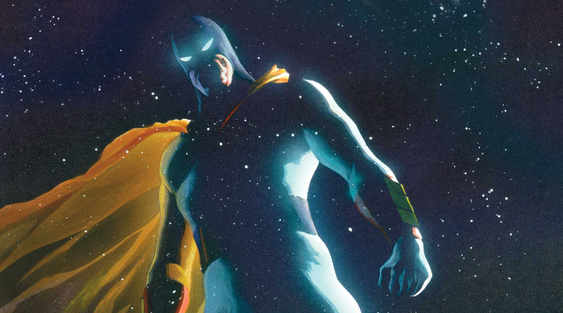 Space Ghost #1 (hq) – resenha