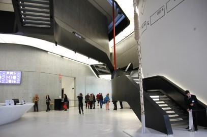 Inne i Maxxi Museum foto: Siri Wolland