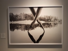 Arno Rafael Minkkinen, 10.10.10 Fosters Pond, 2010. Foto fra utstillingen; Siri Wolland