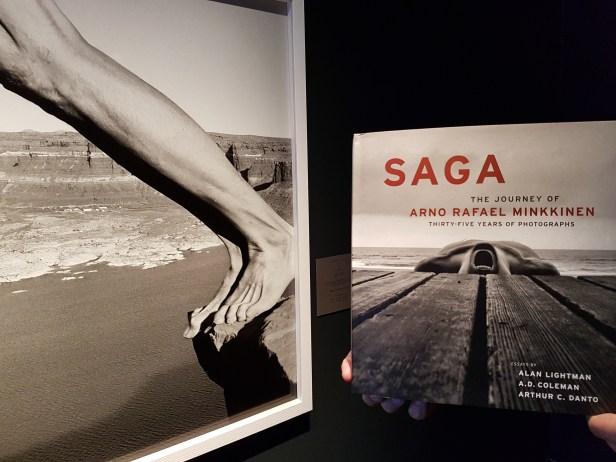 Foto fra utstillingen og bok: Siri Wolland