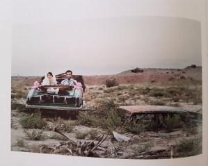 "Fotofestivalen i Arles. ""Iran: Year 38"". Fotograf; Gohar Dashti, Moderne Life and War series, 2008. Foto fra utstillingen: Siri Wolland."