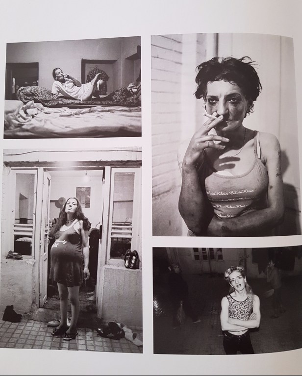 "Fotofestivalen i Arles. ""Iran: Year 38"". Fotograf; Tahmineh Monzavi, Grape Garden Alley series. 2008-11. Foto fra utstillingen: Siri Wolland."