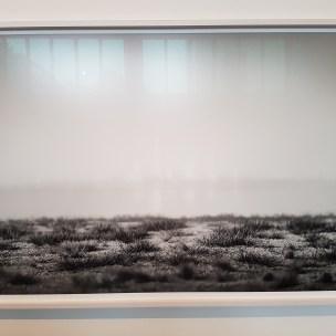 Nils Olav Bøe (f.1958), Constructed sites 7, 2017. Foto fra utstillingen: Siri Wolland.