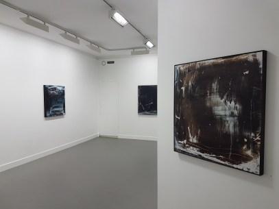 Fra serien; På andre siden av sort. Fotograf Hedevig Anker, Kunstnerforbundet. Foto fra utstillingen: Siri Wolland.