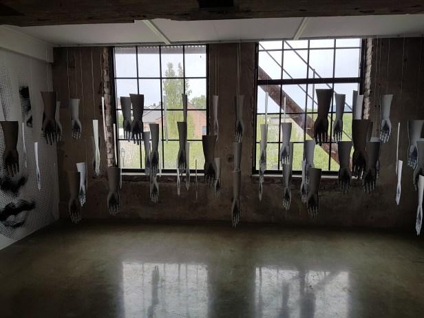 Barnaba Fornasetti/ Valeria Manzi, Handmade, 2018. Foto fra utstillingen: Siri Wolland.