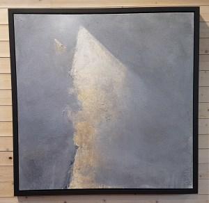 Ørnulf Opdahl, (maleriet er ikke merket.) Foto Siri Wolland.