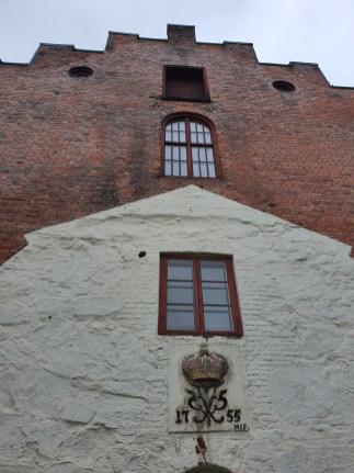 Her i fengselet satt Gjest Bårdsen, Ole Høiland og etter 2. verdenskrig satt Vidkun Quisling her. Foto Siri Wolland.