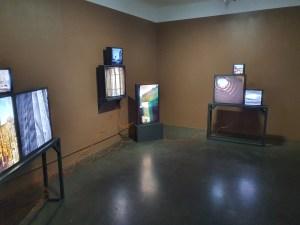 "Nina Adwan, ""Speaking Signs"", 2019. Foto fra utstillingen Siri Wolland."