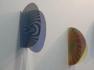 "Nina Bang, ""Bonin Pigeon Revival"", 2018. Foto fra utstillingen Siri Wolland."