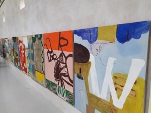 Dag Leversby, derfor. Foto fra utstillingen Siri Wolland.
