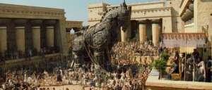 razboiul troian, traci