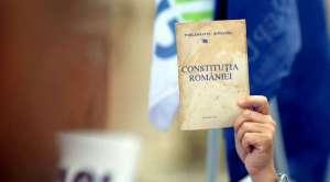 constitutia romaniei, constitutie