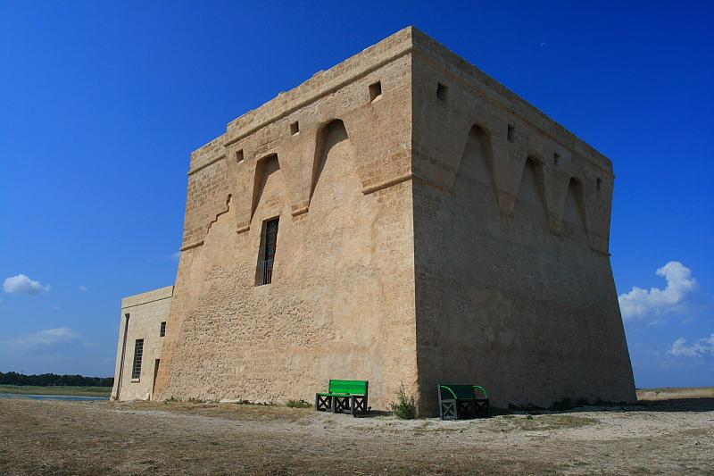 Torre Guaceto, sulla costa nord di Brindisi