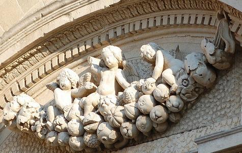 Lecce, il barocco e la frutta (1/3)