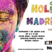 """HOLIMADRID 2016. """"Malakids"""" ( el mayor Festival urbano de familias de España)"""
