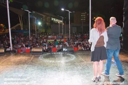 Plaza Miranda a casa llena