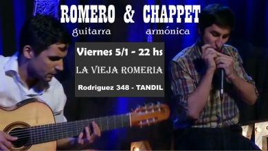 Photo of Romero & Chappet en La Vieja Romería