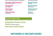 Photo of Inscripción a los Juegos Bonaerenses- Cultura