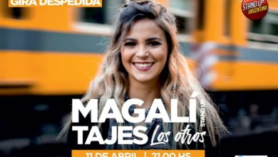 Photo of Los Otros Stand up- Magalí Tajes