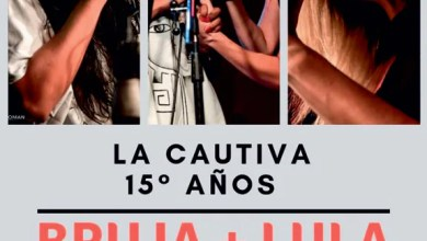 Photo of Bruja + Lula en el Cumple de La Cautiva