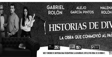 Photo of Gabriel Rolón presenta Historias de Diván