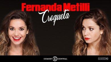 """Photo of Fernanda Metilli presenta """"Croqueta"""""""