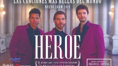 """Photo of VUELVE EL PRIMER GRUPO LÍRICO-POP DE LA REGIÓN: """"HÉROE"""""""